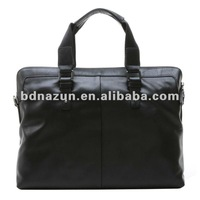 The newest fashion laptop bag soft leather handbags