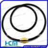 Fashion sport titanuim silicone necklace