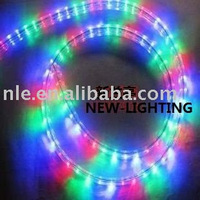 Rainbow pipe LED light