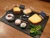 cake ardoise trays/slate cheese plate