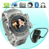 Stainless Steel Watch Touch Screen watch Mobile Phone