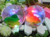 LED bungee ball