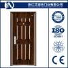cheap steel wooden safety door