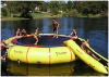 inflatable air trampoline