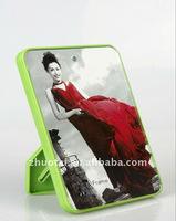 fashion design cheap plastic photo frame
