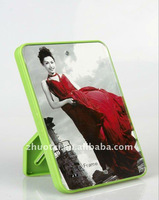 fashion design cheap plastic photo frame