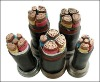 Cu conductor PVC insulated electrical cable