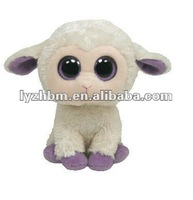 2013 Lovly Soft Plush Lamb Stuffed Animal Sheep Toy