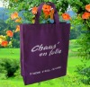 green eco friendly bag