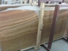 Golden wooden line marble (Chinese marble, Marble slab)