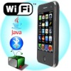Quad band Wi-Fi TV Java 3.4Touch Bluetooth China Cell Phone[598 tv mobile phone