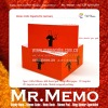 Memo Cube Exported to Germany