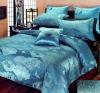jacquard bedding sets; polyester bedding sets