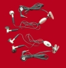 Cell/Mobile phone hands free/earphone/headset for Motorola E1,E1 handsfree/earphone/headset