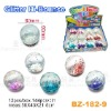Sell Glitter Bouncing Crystal Ball For Novelty Toy
