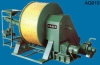 Steel ball surface strengthening machine