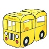 Big Yellow School Bus Play Tent