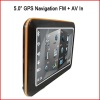 "Sell 5.0"" Car GPS Navigation Car Navigator System GP13"