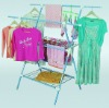 X-Type Folding Clothes Drying Rack