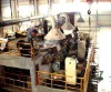 GYT-1.5 ~ 5.0 Frequency Induction Melting with screw-type semi-continuous casting machine