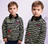 boy's long sleeved polo t-shirt for spring        11119#