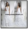 Fashion White wedding dress Bai001