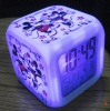 aurora Colour changing clock