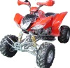 110cc/125cc, air-cooled, single cylinder, 4 stroke EPA ATV