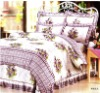 bed linen sheet,bed pillow,bed in bag(HC047)