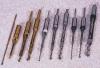 High carbon steel chisel bit series