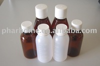 100ml PET bottles for liquid