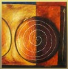 2012 excellent abstract oil painting !!