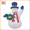 Attractive Big Lovely Inflatable Christmas Snowman