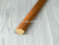 wood molding Quarter Round laminate Floors accessory