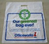 100% compostable plastic shopping bags for sale