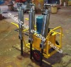 hydraulic rock drill and splitter