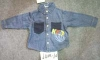 baby clothes baby winter wear kids denim jacket boys wear