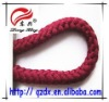 Twisted Solid Round Polyester Cord Polyester Rope
