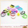 Free Rubber Bracelet Samples