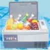 DC SOLAR car fridge