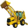 TD Backhoel Loader Excavator With CE Certification