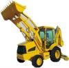 TD Backhoel Loader Excavator With CE Certification