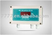 pH Transmitter/Displayer