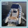 8m PVC rib boat (7500 RIB)