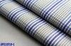 100 cotton yarn woven check fabric