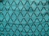 Silver and gold powder flocking fabric (mesh base fabric)