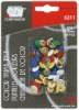 COLOR THUMB TACKS(SDI BRAND from TAIWAN)