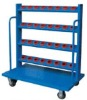 simple cutting-tool carts(simple cutting-tool shelves movable cutting-tool carts)