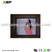 2012 square movie poster light box led