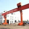 L Type single girder gantry crane with hook Cap.5-32/5T